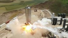 After Starship test fire, Elon Musk expects 150-meter hop 'soon'