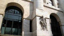 Borse: Draghi dà l'ultima spinta