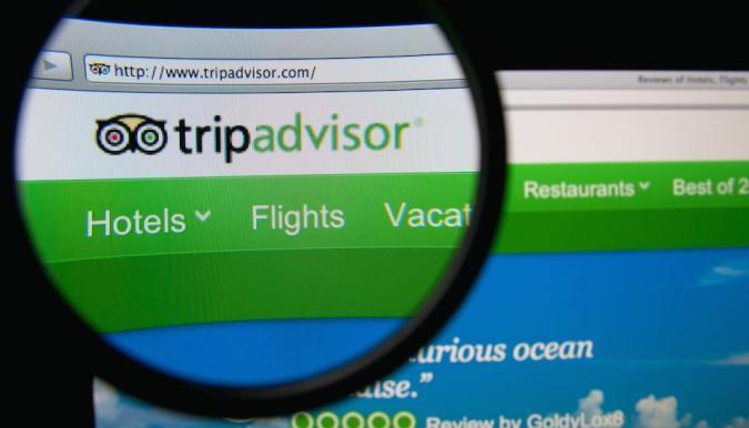Ponen en evidencia a Tripadvisor con un restaurante falso