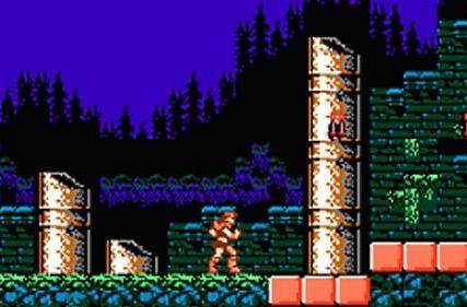 Next 2D Castlevania could crack whip on WiiWare
