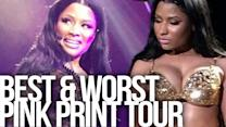 Best & Worst Nicki Minaj PINKPRINT Tour Costumes