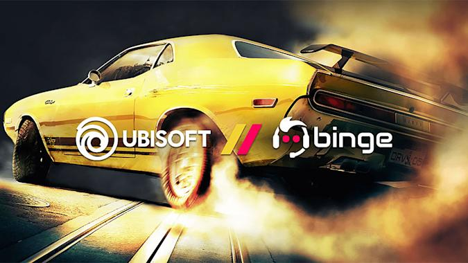 Ubisoft 'Driver' TV series for Binge