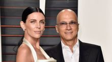 Liberty Ross recycles her wedding dress for the Vanity Fair Oscar party