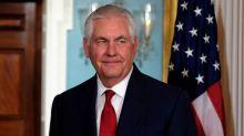 Tillerson set to meet Trudeau for North Korea crisis talks: source