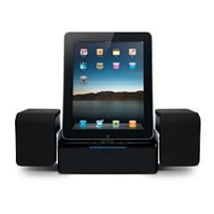 First stereo iPad dock available from iLuv
