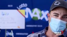 Ontario man claims $70M LOTTO MAX jackpot