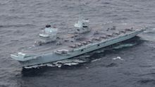 HMS Queen Elizabeth will steer clear of provoking China on first major voyage