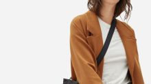 Everlane's new tote bag is the perfect carry-all for fall - here's why it's selling out already