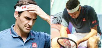 Federer's sad career first in brutal Wimbledon blow