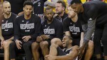 'Freak accident': Zaza Pachulia recalls infamous Kawhi Leonard injury during Spurs-Warriors series