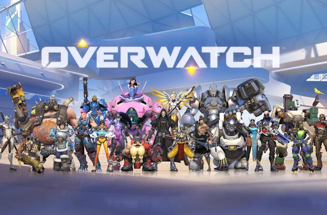 An 'Overwatch' graphic novel is coming