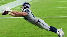 Will Dissly, Seahawks other TEs excited to step up in Greg Olsen's absence