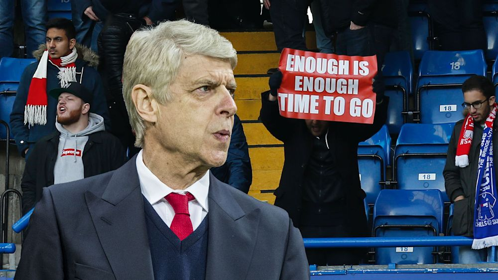 FC Arsenal: Zweijahresvertrag für Arsene Wenger?