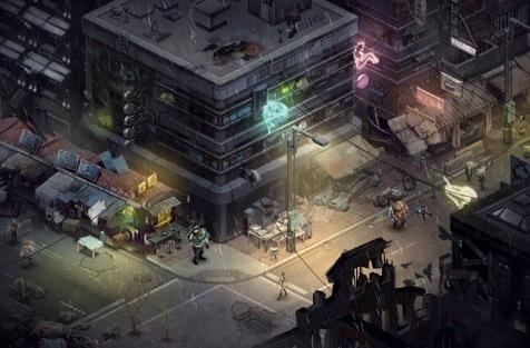 Shadowrun Returns launch trailer welcomes you to the sprawl