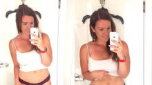 One Woman's Viral Photo Encourages All Shoppers to Forget About Sizing