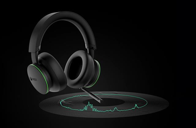 Microsoft's Xbox Wireless Headset offers spatial audio for $100