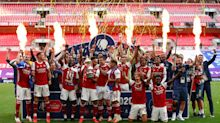 Arsenal players get back five per cent of reduced salaries thanks to FA Cup triumph