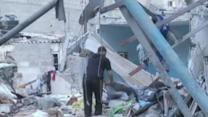 U.N. School Struck in Gaza