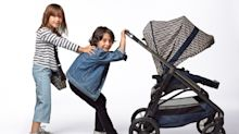 Dior is releasing its first Baby Dior stroller in Singapore