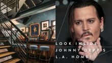 離婚風波後最新動向! Johnny Depp 比酒店更豪華的 L.A. 5 層大宅,以 1,280 萬美金放售!