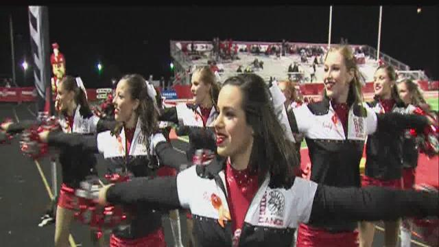 Center Grove's Varsity Dance Team leads in sports coverage