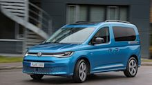 Volkswagen announces pricing for new Caddy