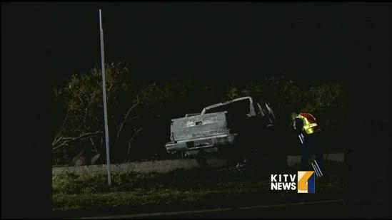 HPD investigates cause of Makaha crash