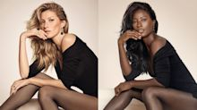 Black model calls out fashion industry's lack of diversity by recreating (and slaying) top campaigns