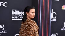 Demi Lovato Debuted a New Tattoo