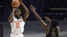 Dosunmu, Miller lead No. 8 Illinois past NC A&T 122-60