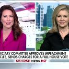 Sen. Marsha Blackburn says Senate impeachment trial will be conducted with respect to the American voter