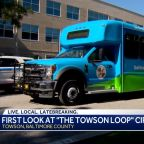 Free Towson Circulator bus renamed Towson Loop, gets major updates
