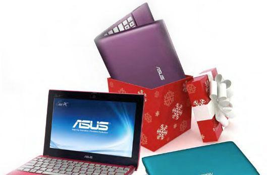 Cedar Trail Eee PCs get previewed in ASUS magazine