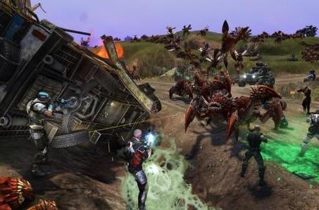 Defiance powers up weapons and enemies with Arktech Revolution