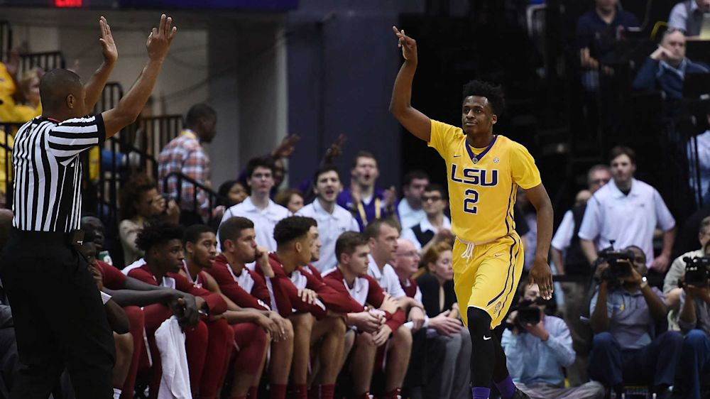 LSU guard, leading scorer Antonio Blakeney declares for NBA Draft