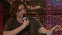 Dean Lewis addresses fans' confusion over his accent