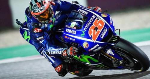 Moto - Moto GP - GP du Qatar - GP du Qatar : Maverick Viñales s'impose, Johann Zarco a chuté