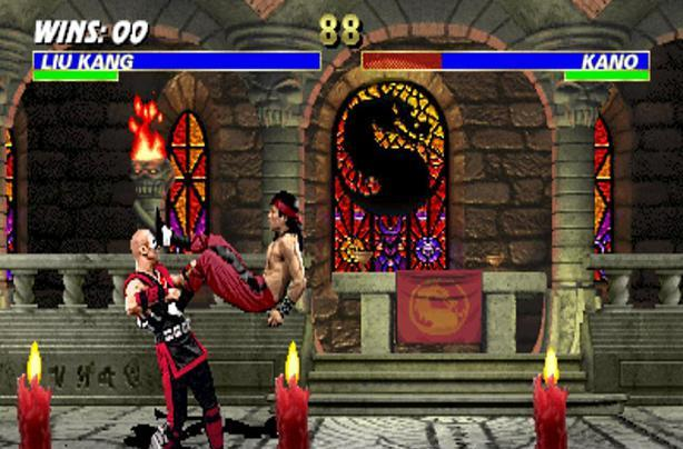 Don't expect to see the first three Mortal Kombat games on Wii U