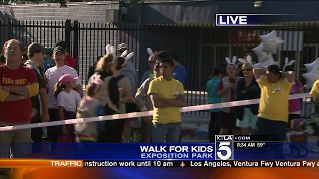 Walk for Kids Fundraising Event Benefits Ronald McDonald House Charities of SoCal