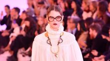 The Chloé show in Paris paid tribute to the late, great Karl Lagerfeld