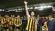 Roughead hangs up boots before Perth trip