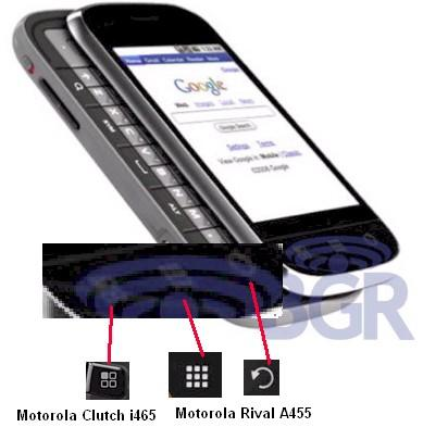 Motorola's first Android phone to be the T-Mobile G1 v2?