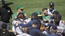 MLB: Astros coach receives 20-game suspension, Laureano six