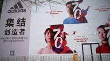 Adidas warns of big coronavirus hit to China sales
