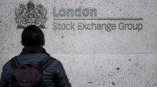 FTSE sails on sterling slide after BoE