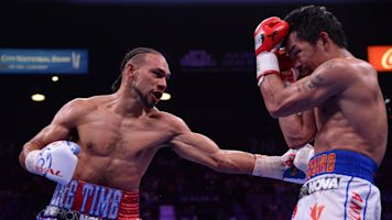 Keith Thurman out rest of 2019 after surgery