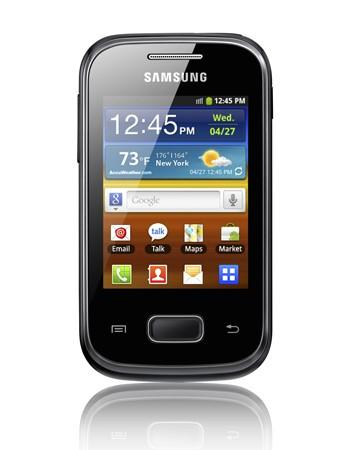 Samsung announces cutesy Galaxy Pocket with 2.8-inch display, coming 'later this year'