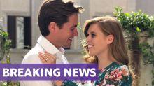 Princess Beatrice weds Edoardo Mapelli Mozzi in secret ceremony in front of Queen