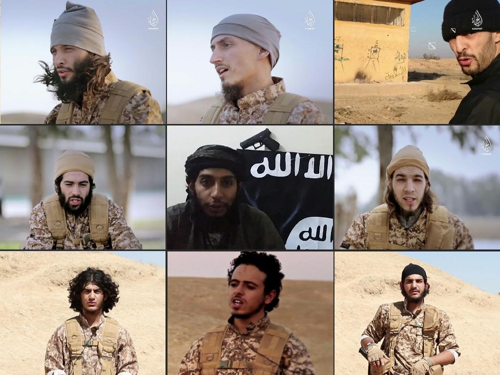 Analysis of a windfall of data from inside Islamic State shows fighters of more than 70 nationalities joined the ruthless jihadist group, researchers said after examining thousands of records. (AFP Photo/Ho)