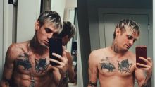 Aaron Carter Returns to Social Media to Show 30 Pound Weight Gain: 'Needed Some Time to Heal'